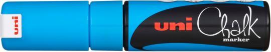 Uni Chalk Marker PWE-8K hellblau