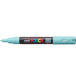 Posca Marker aquagrün-P6 PC-3M  (Rundspitze fein) 0,9 - 1,3  mm