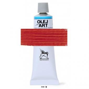 20 Karminrot  Renesans Oils for Art 60ml Metalltube