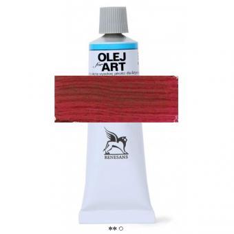 24 Alizarin Krapplack Renesans Oils for Art 60ml Metalltube