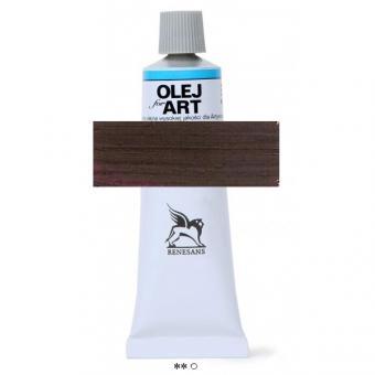 26 Krapplack Violett Renesans Oils for Art 60ml Metalltube
