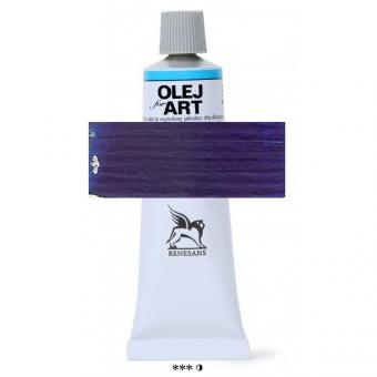 29 Cyan blau Renesans Oils for Art 60ml Metalltube