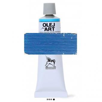 30 Coelinblau Renesans Oils for Art 60ml Metalltube
