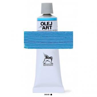 31 Mediteranes Blau Renesans Oils for Art 60ml Metalltube