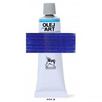32 Kobaltblau hell Renesans Oils for Art 60ml Metalltube