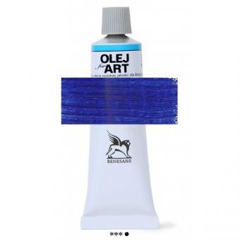 33 Kobaltblau dunkel Renesans Oils for Art 60ml Metalltube