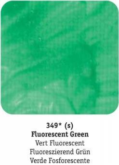 D-R system3 349 Fluoreszierend Grün / Fluorescent Green