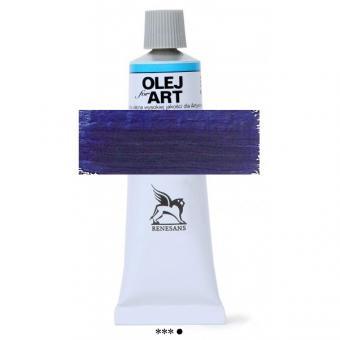 34 Ultramarinblau Renesans Oils for Art 60ml Metalltube