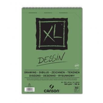 CANSON XL A3 Dessin  Spiralbindung oben