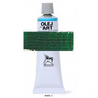 40 Smaragd Grün  Renesans Oils for Art 60ml Metalltube