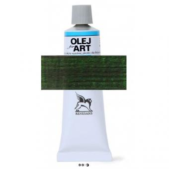 41 Hookers Grün  Renesans Oils for Art 60ml Metalltube