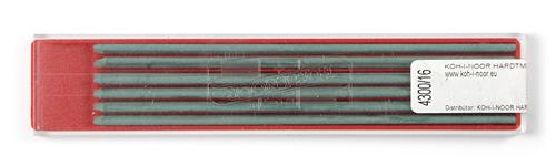 Farbminen Grün Ø 2mm, 120mm lang 12er Set
