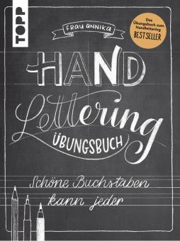 Handlettering Übungsbuch - Frau Annika