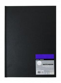 """Skizzenbuch DIN A4 """"extra weiss"""" 110 Blatt 100g/m²"""