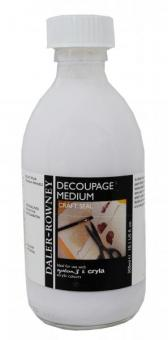 Decoupage-Mittel ( Materialversiegelung,Schutzlack ) 300ml