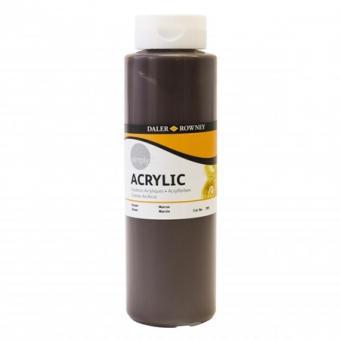 Daler Rowney SIMPLY Acrylfarbe Braun 750ml