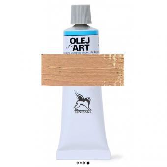 57 Fleischfarbe dunkel Renesans Oils for Art 60ml Metalltube