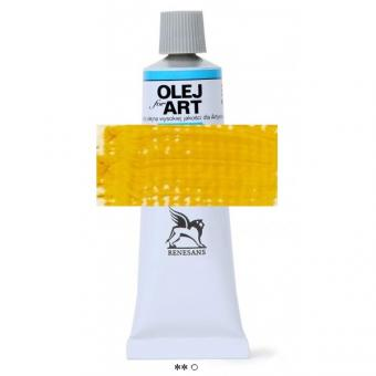 60 Krapplack Gelb Renesans Oils for Art 60ml Metalltube
