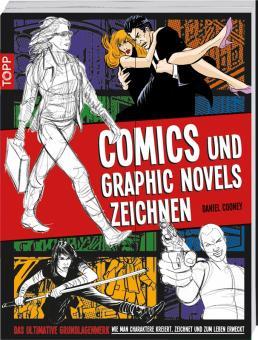 Comics und Graphic Novels Zeichnen - Daniel Cooney