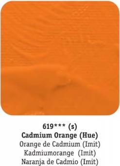 D-R system3 619 Kadmiumorange / Cadmium Orange (hue)