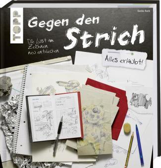 Gecko Keck - Gegen den Strich Kitzeln + Skizzieren + Skechten