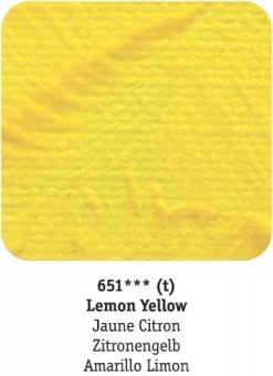 D-R system3 651 Zitronengelb / Lemon Yellow