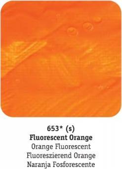 D-R system3 653 Fluoreszierend Orange (N / L) / Fluorescent Orange