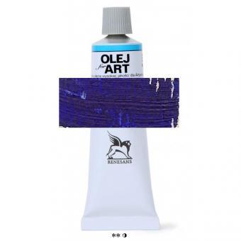 67 Indigoblau Renesans Oils for Art 60ml Metalltube
