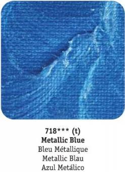 D-R system3 718 Metallic Blau / Metallic Blue