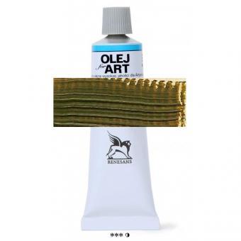71 Saftgrün Renesans Oils for Art 60ml Metalltube