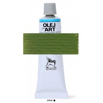 75 Chromoxydgrün Renesans Oils for Art 60ml Metalltube