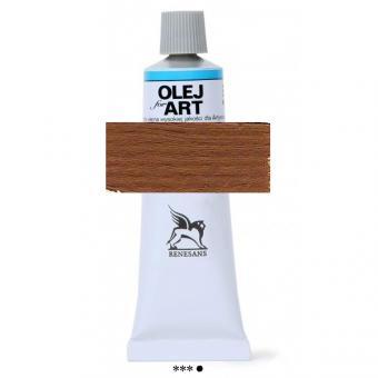 77 Marsbraun Renesans Oils for Art 60ml Metalltube