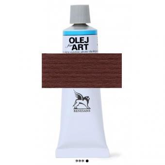 78 Caput Mortuum Renesans Oils for Art 60ml Metalltube
