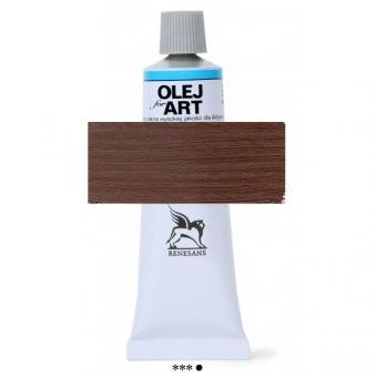 79 Polnisch Braun Renesans Oils for Art 60ml Metalltube