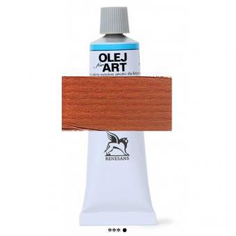 80 Marsorange Renesans Oils for Art 60ml Metalltube