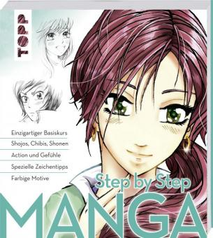 Manga Step by Step  - Gecko Keck