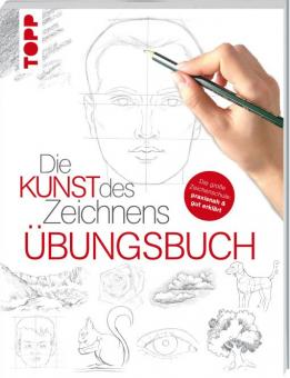 Die Kunst des Zeichnens - Übungsbuch Walter Foster