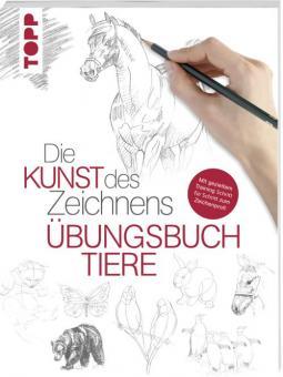 Die Kunst des Zeichnens - Natur Übungsbuch Walter Foster