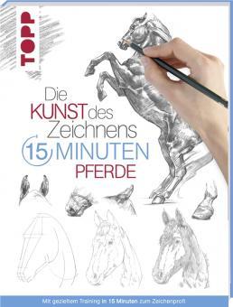 Die Kunst des Zeichnens - 15 Minuten - Pferde