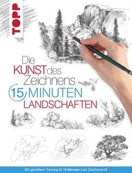 Die Kunst des Zeichnens - 15 Minuten - Landschaften