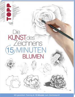 Die Kunst des Zeichnens - 15 Minuten - Blumen