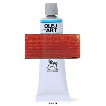 83 Sinopia braun Renesans Oils for Art 60ml Metalltube