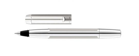 Pelikan Pura Tintenroller silber  inkl. Gravur