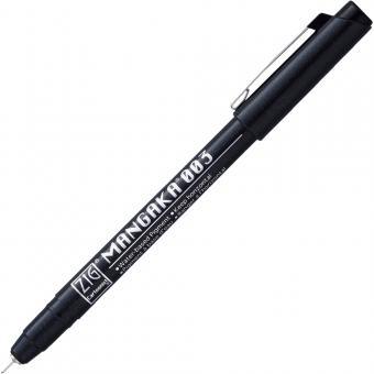 Kuretake ZIG Mangaka Fineliner Black 003