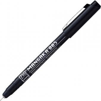 Kuretake ZIG Mangaka Fineliner Black 005