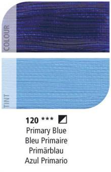 Daler-Rowney 120 Primärblau Graduate Ölfarbe