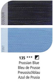 Daler-Rowney 135 Preussisch Blau Graduate Ölfarbe