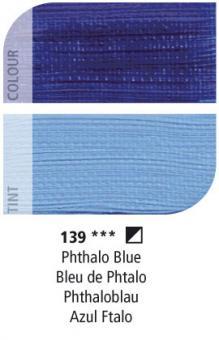 Daler-Rowney 139 Phthaloblau Graduate Ölfarbe