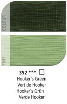 Daler-Rowney 352 Hookers Grün  Graduate Ölfarbe