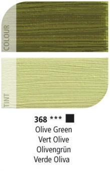 Daler-Rowney 368 Olive Grün Graduate Ölfarbe